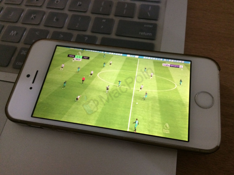 Cara Nonton BeIN Sport di iPhone dan iPad via beIN SPORTS CONNECT