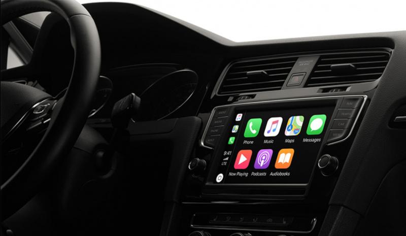 Apple CarPlay Lebih Bagus dari Android Auto