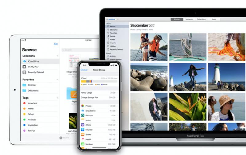 Apple Tawarkan Promo Gratis 200GB iCloud Menjelang iPhone 2018 Dirilis