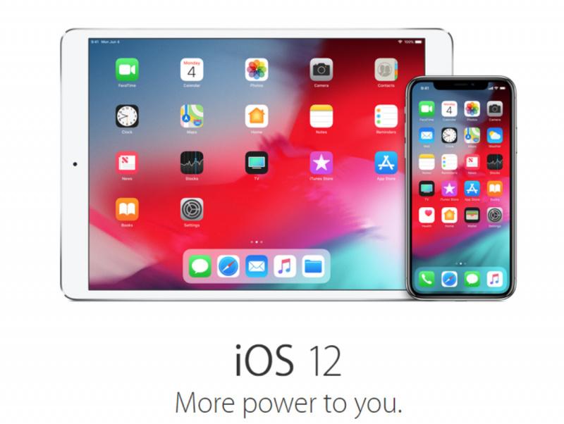Apple Resmi Rilis Update iOS 12 Public Beta 4