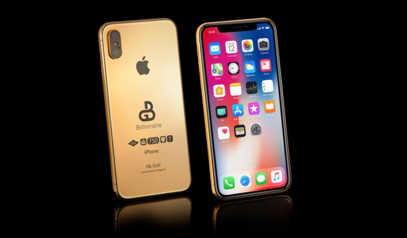 iPhone Berlapis Emas Seharga Rp 1,8 Miliar Siap Dipesan