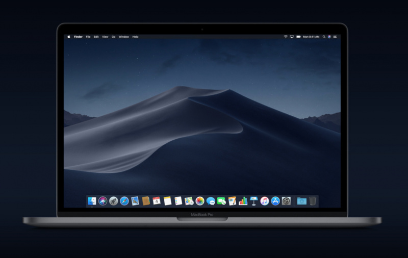Apple Rilis macOS Mojave Beta 9 ke Developer