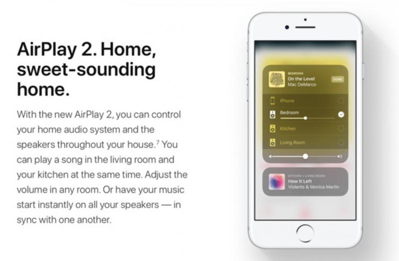 Aksesoris Audio dari Marantz Akan Adopsi Apple AirPlay 2