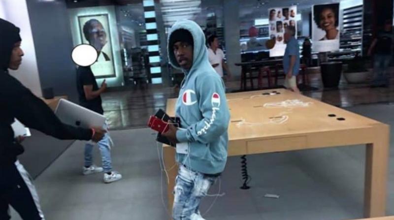 Apple Store Kemalingan Lagi di Amerika Serikat, Kerugian Ditaksir Ratusan Juta Rupiah