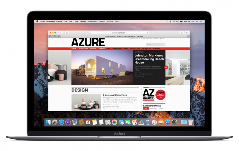 Apple Resmi Rilis Safari Technology Preview 66
