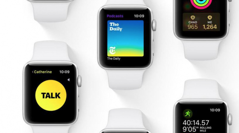 Apple Resmi Rilis Update watchOS 5 ke Apple Watch