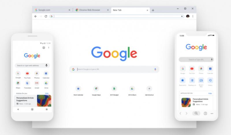 Google Chrome untuk iOS dan Mac Dirombak Ulang