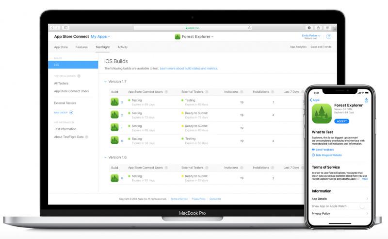 Kini Apple Izinkan Beta Tester via TestFlight Public Link