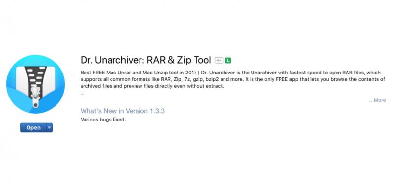 Kini Dr. Unarchiver Terbukti Curi Data Pengguna Mac