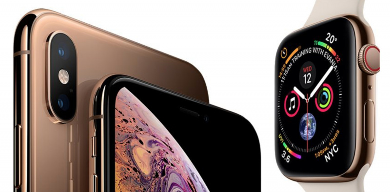 Pre-Order iPhone XS Kurang Laku, Apple Watch Series 4 Laris Manis
