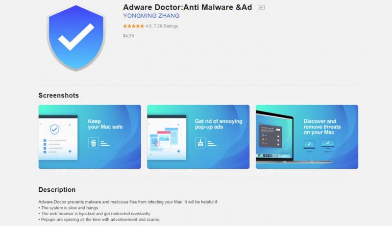 Aplikasi Adware Doctor Terbukti Curi Data Pengguna Mac