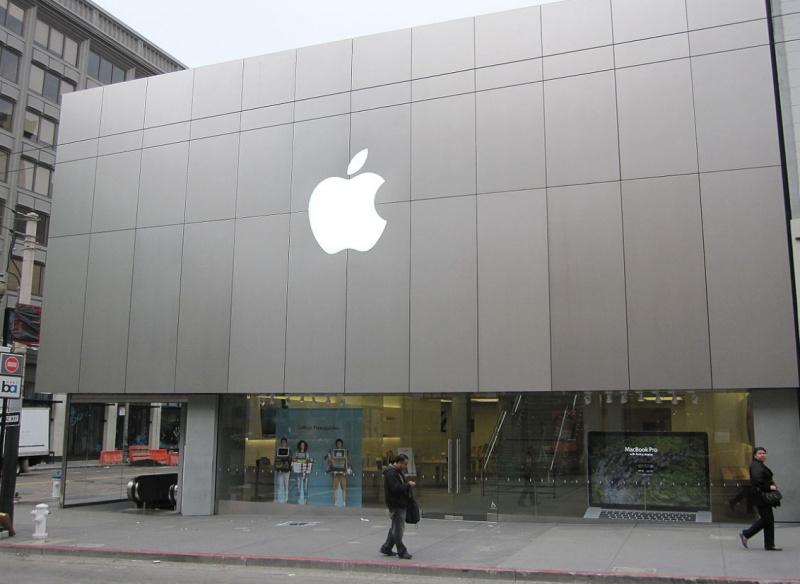 Apple Store di Bay Arena Kemalingan 5 Kali dalam 2 Minggu