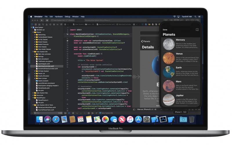 Cara Ubah Tampilan Xcode Jadi Dark Mode Seluruhnya
