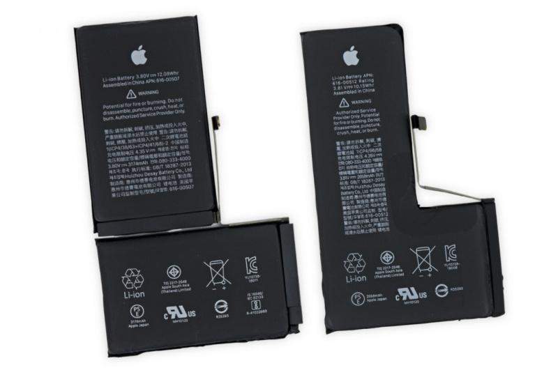 Dibongkar, Ternyata Baterai iPhone XS Cukup Aneh