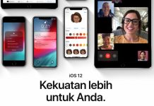 Apple Rilis Update iOS 12.1 Beta 1 ke Developer