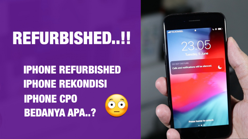 Apa itu iPhone Refurbished 1d947638aa