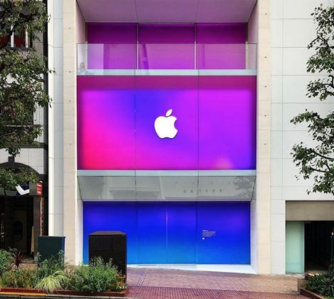 Apple Store Shibuya Akan Dibuka Lagi, Ini Teaser Kerennya