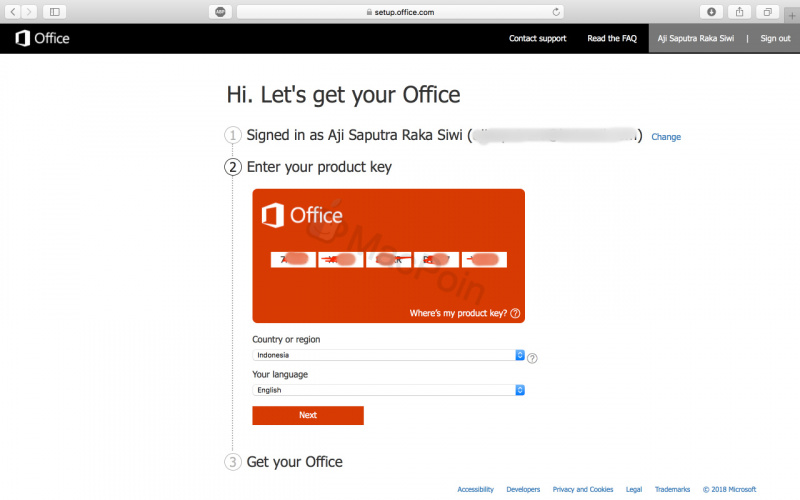 Cara Download Microsoft Office 2019