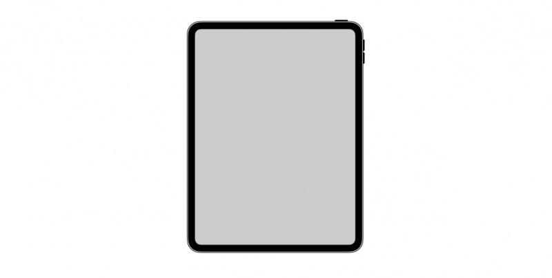 Ditemukan Ikon iPad Baru di iOS 12, Tanpa Tombol Home