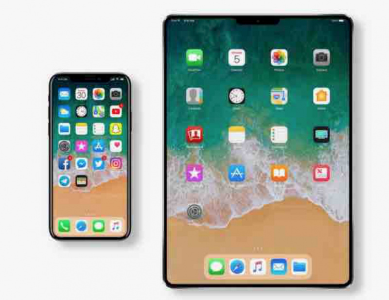 iPad Pro Tanpa Headphone Jack dan Tebalnya 5.9mm Saja?