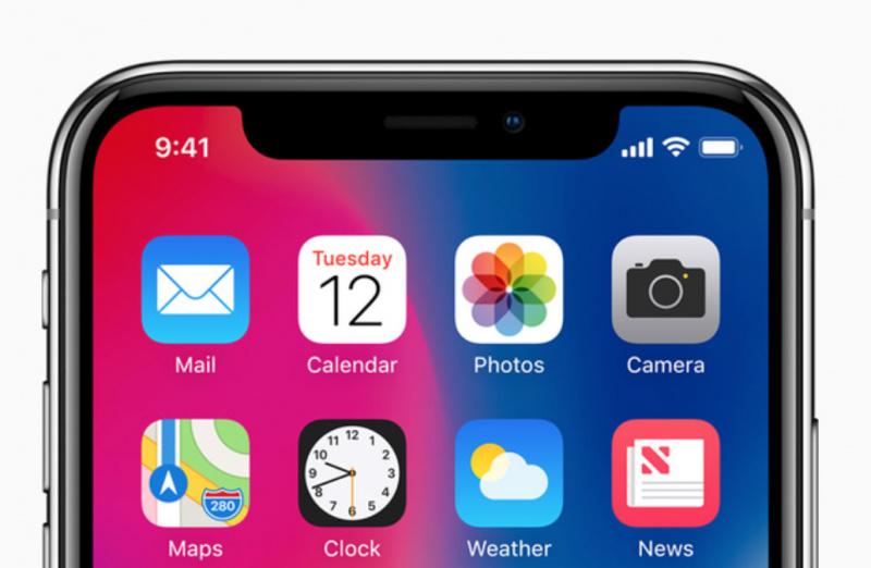 Notch di iPhone Terbaru Akan Bisa Disembunyikan?