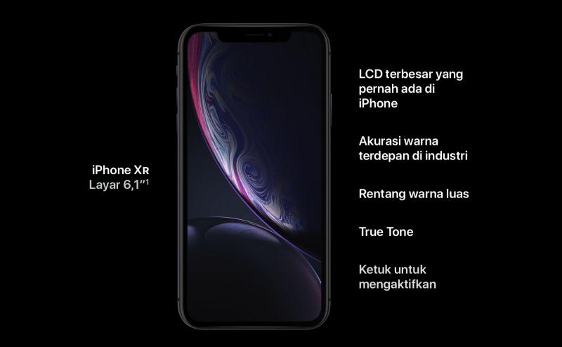 Inilah 5 Kekurangan iPhone XR yang Harus Kamu Tahu