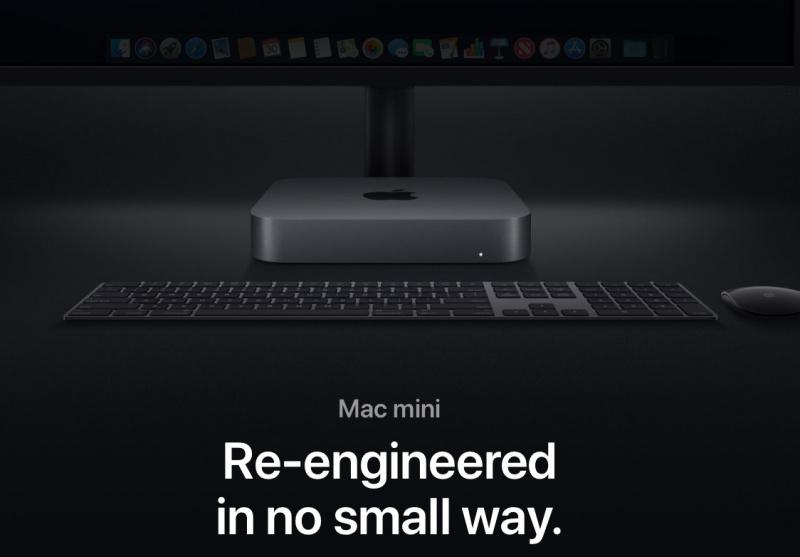 RESMI: Apple Perkenalkan Mac Mini Baru, Fitur Gahar Harga Murah Banget!