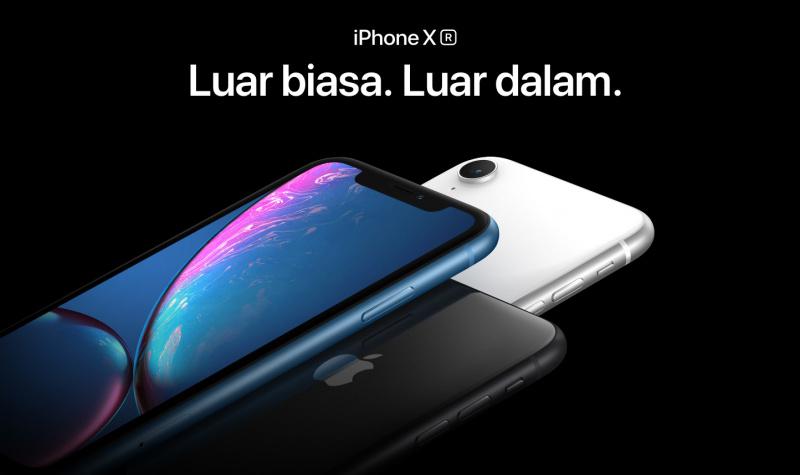 Unik! Inikah Arti dari 'R' pada Penamaan iPhone XR?