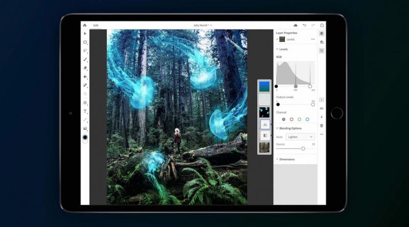 Adobe Mulai Benahi Bug Adobe Photoshop for iPad