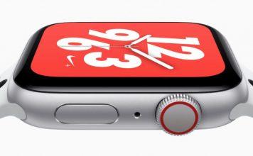Apple Watch Series 4 Nike+ Dijual 5 Oktober 2018 ke Pasaran