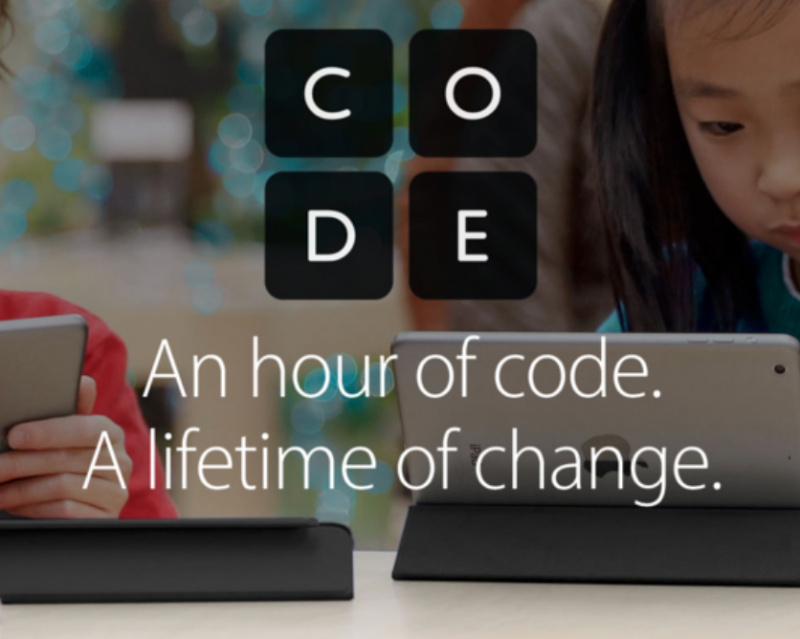 Apple Akan Gelar Hour of Code di Beberapa Apple Store