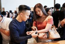Seperti Inilah Kemeriahan Pembukaan Apple Store Kedua di Asia Tenggara