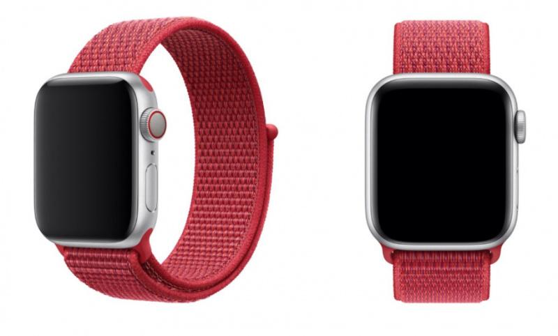 Apple Rilis Strap Apple Watch (PRODUCT)RED Sport Loop dan Hermès