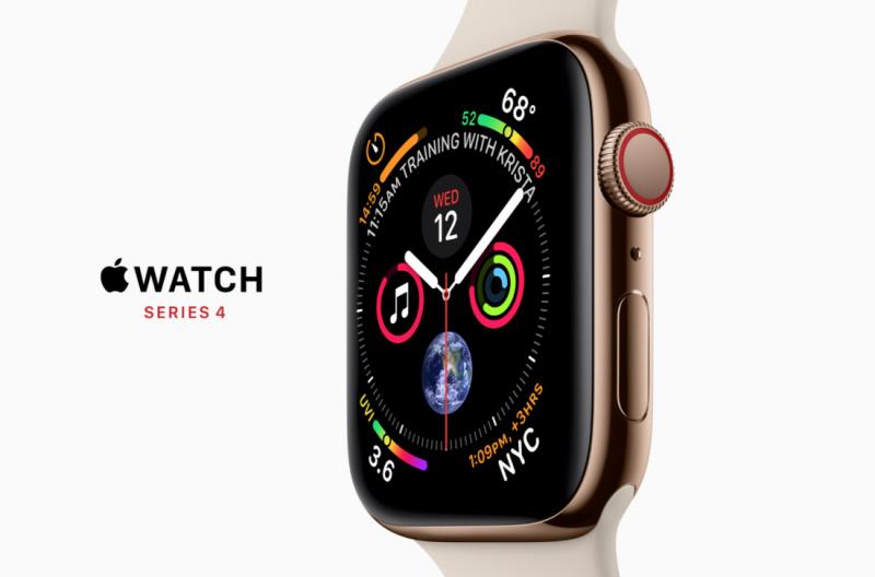 Apple Watch Series 4 Akan Hadir ke Indonesia pada 14 Desember 2018