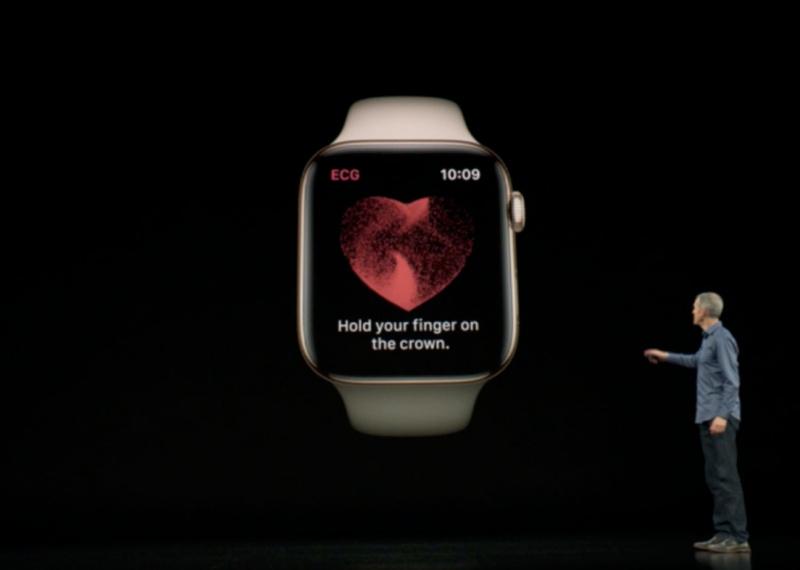 Update watchOS 5.1.2 Akan Rilis Fitur ECG di Apple Watch