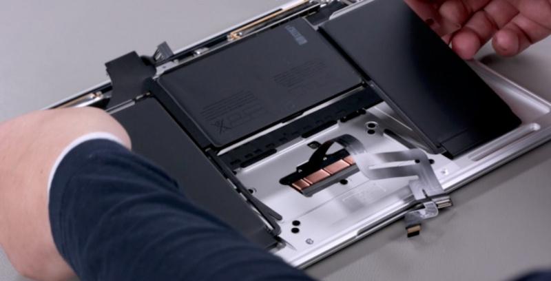 Baterai MacBook Air 2018 Bisa Diganti Secara Individu