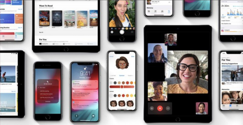 Apple Rilis Update iOS 12.1.1 Beta ke Developer