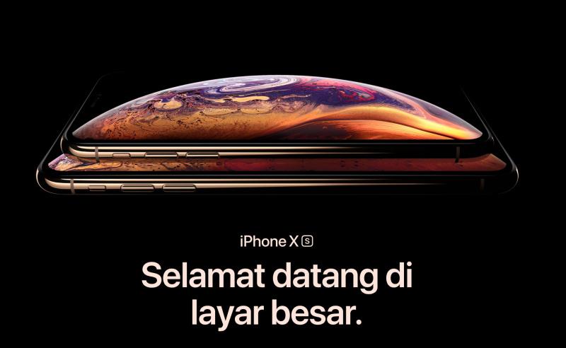Pre-Order iPhone XS dan iPhone XR di Indonesia Dibuka 7 Desember 2018