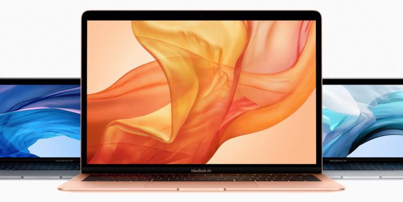 Rantai Pasokan Khawatir dengan MacBook Air 2018, Kenapa?