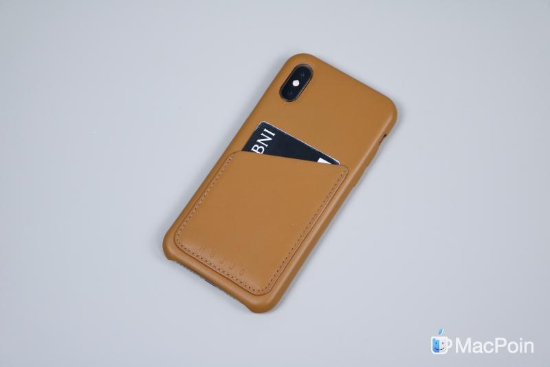 Review Case iPhone Xs / Xs Max Premium: Mujjo Leather Case — (Alternatif Case Original Apple!)