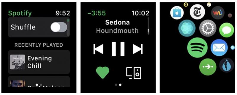 Rilis Aplikasi Beta, Spotify Siap Hadir ke Apple Watch