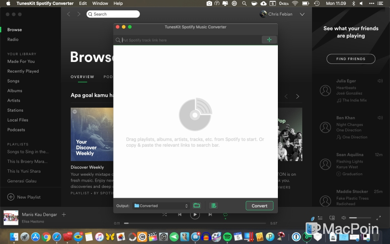 Review: TunesKit Music Converter for Spotify (Mac)