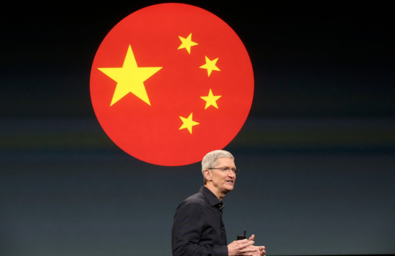 Dilarang Jual iPhone di China, Apple Siapkan Software Update