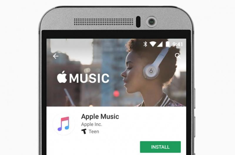 Admin Apple Music Ternyata Pake Hape Android