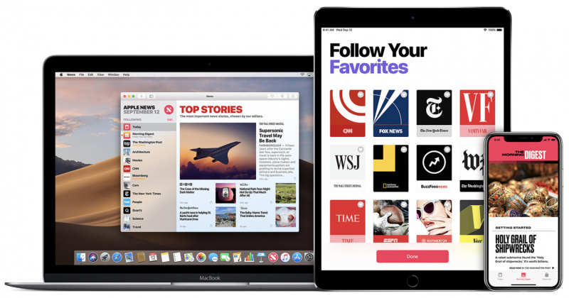 The New York Times Akhiri Kerjasama Dengan Apple