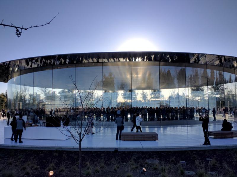 Apple Bersiap Rapat Pemegang Saham Tahunan di Steve Jobs Theater