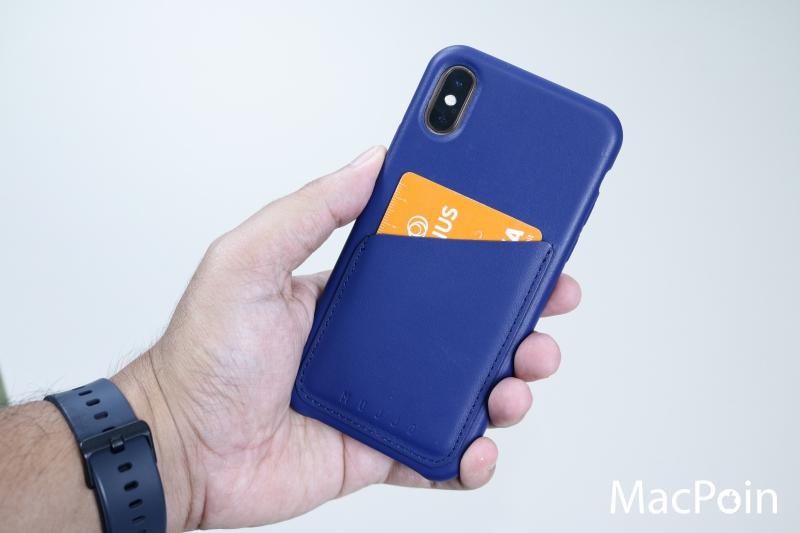 Review Mujjo Leather Wallet Case: Salah Satu Case iPhone Terbaik Saat Ini