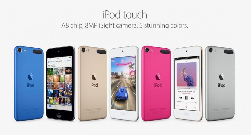 Apple Siapkan iPod Touch Generasi ke-7 di 2019 Ini?