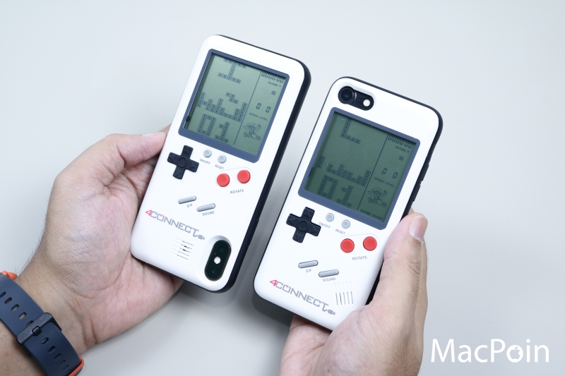 Review Case iPhone Keren: Ini Casing iPhone Apa GameBoy..??