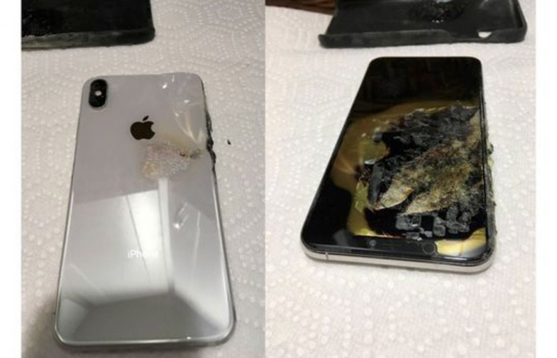 Muncul Kasus iPhone XS Max Meledak di Saku Pengguna